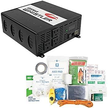 Whistler KIT6WHI2019 Bundle Portable Power Generator