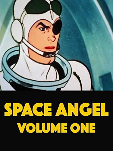 Space Angel Volume 1