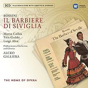 El Barbero De Sevilla (New Opera Series)