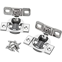 """1-3/8"""" Blum Compact Soft-Close BLUMotion Variable Overlay Hinge"""