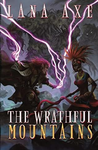 book cover of The Wrathful Mountains