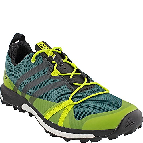 Adidas Sport Performance Mænds Terrex Agravic Atletisk Sneakers, Grøn, Tekstil, Gummi, 11 M