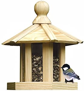 Birdscapes 520 Pine Gazebo Bird Feeder Special Price