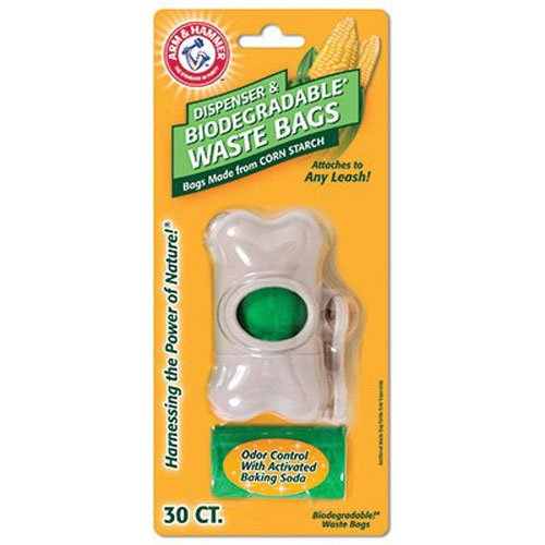 Arm & Hammer 71090 Bone Dispenser and Waste Bags Dog Bone Arm