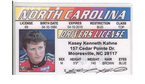 For d Games I Fans com Novelty Identification Drivers Nascar Toys Kahne Kasey Amazon License amp; Fake