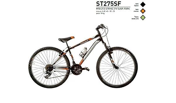 Bicicleta Strike 27,5 Mountain Bike Modelo st275sf Made in Italy ...