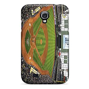 For Galaxy Case, High Quality Milwaukee Brewers For Galaxy S4 Cover Cases