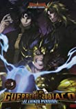 Los Guerreros del Zodiaco: El Lienzo Perdido Vol. 8 (Saint Seiya: The Lost Canvas) [NTSC/Region 1 and 4 dvd. Import - Latin America] (Audio: Japanese, Spanish)