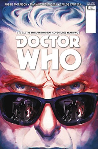 DOCTOR WHO 12TH YEAR TWO #11 CVR A GLASS