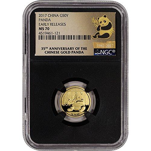 Chinese Gold Panda - 8