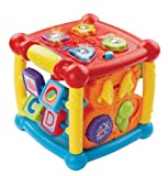 #4: VTech Busy Learners Activity Cube
