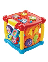 VTech Busy Learners Activity Cube BOBEBE Online Baby Store From New York to Miami and Los Angeles