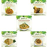 PlantPure 5 Pack Vegan Plant Based Frozen Entrees, 16 oz