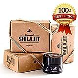 Shilajit Resin 15gr (66.8% Fulvic Acid; 10.1% Humic Acid) - Top Quality Source