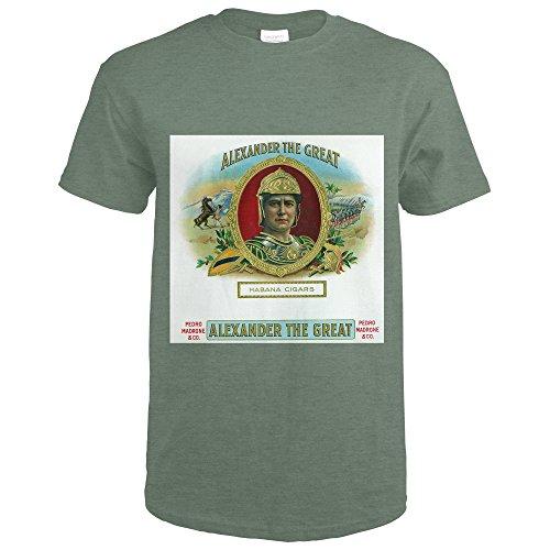 Cigar Label T-shirt - 8