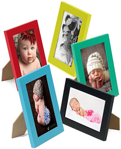 colorful picture frames - 2