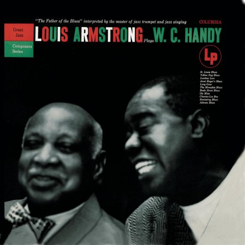 Cover of Louis Armstrong Plays W.C. Handy