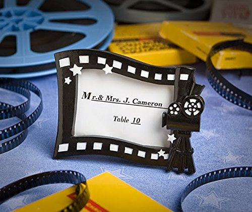 75 Hollywood Movie Themed Place Card Photo Frame
