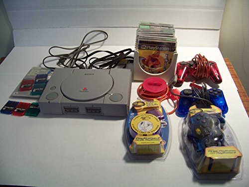 Sony Playstation - Video Game Console
