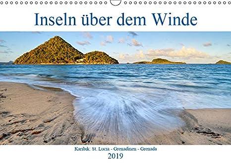 Santa Lucia Calendario.Inseln Uber Dem Winde Karibik Santa Lucia Granadinen