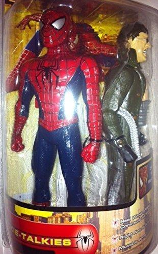 Spider Man 2 Spider Man And Doc Ock 12 Quot Figure Walkie