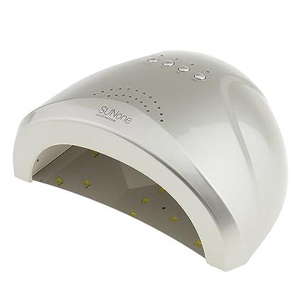 baoblaze alta calidad eléctrica profesional luz LED UV lámpara clavo Secadora esmalte acrílico Gel arte máquina