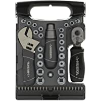 Husky Stubby 46 Pc. Socket & Wrench Set