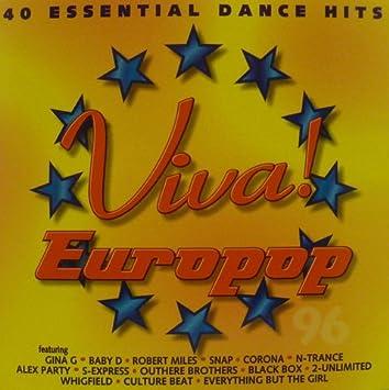 cd dance europop