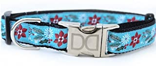 product image for Diva-Dog 'Winterberry' Custom Engraved Dog Collar