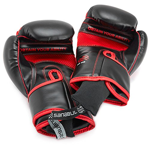 Sanabul Boxing Gloves and Sports Deodorizer (Cedar)