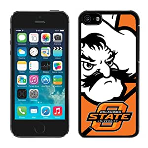 Iphone 5C Protective Skin NCAA-big12 Oklahoma State Cowboys 15 iPhone 5C Plastic Cover Case