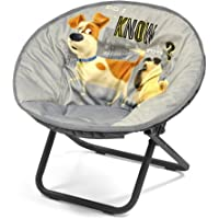 Universal Secret Life Of Pets Mini Saucer Chair, Max
