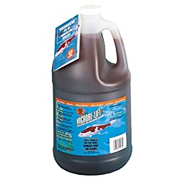 Eco Labs 10PLG4 Microbe Lift PL Bacteria for Watergardens Gallon