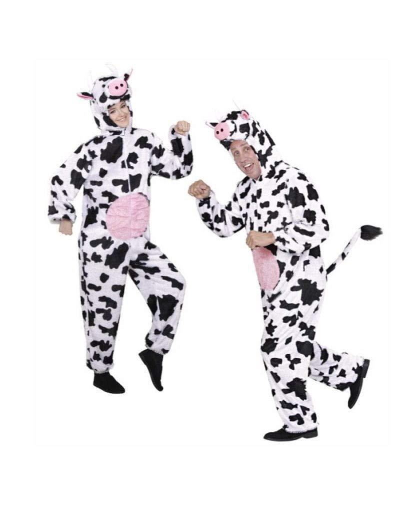 Horror-Shop Disfraz de vaca vaca XL: Amazon.es: Juguetes y juegos