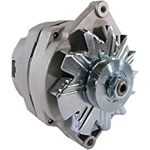 DB Electrical New ADR0152 Alternator for 1 Wire Universal Self-Excited 10Si 10 Si 63 Amp/Internal Regulator/Negative Polarity/External Fan / 10459509, 90-01-3125S, 70-01-7127SE
