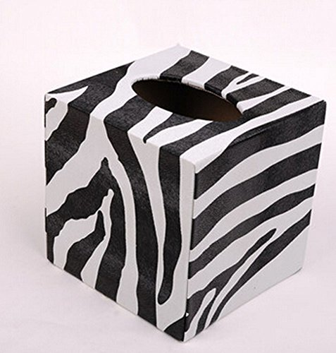 zebra bathroom tray - 3