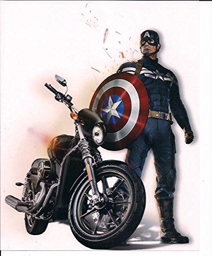 vintage captain america - 9