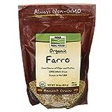 NOW Foods Organic Farro