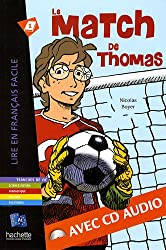 Le match de Thomas (1CD audio)