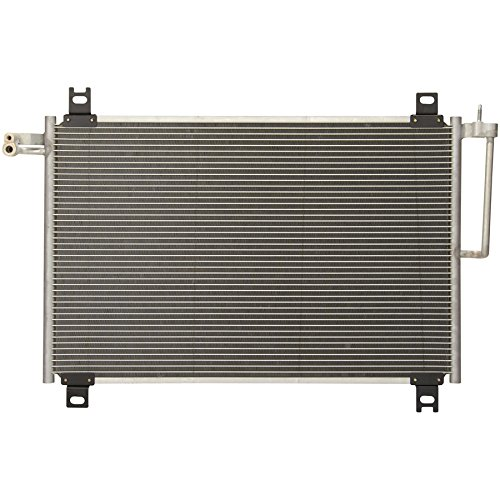 Automotive Cooling Brand A/C AC Condenser For Chevrolet Trailblazer GMC Envoy 3054 100% Tested ()