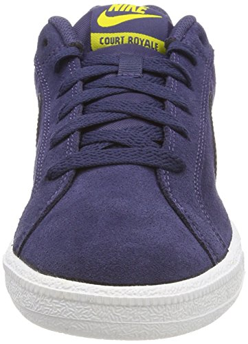 Tour NIKE Neutral Yellow 500 Blau Court Herren Suede Royale Nero Indigo Sneaker YazBYr