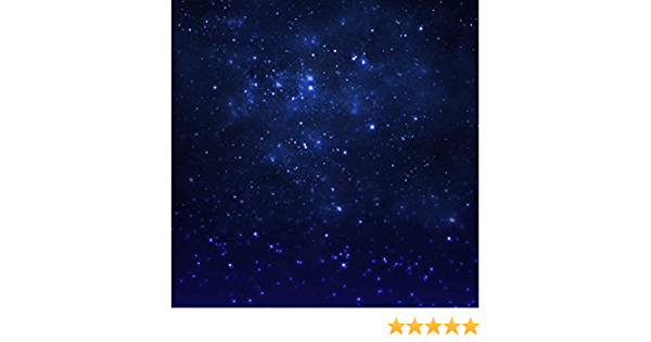 GladsBuy Starry Sky 10 x 10 Digital Printed Photography Backdrop Abstract Art Theme Background YHB-165