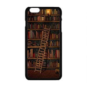 Lucky Light candle bookshelf with book Cell Phone Case Cover For SamSung Galaxy S4 Mini