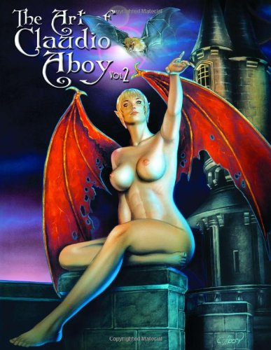 Art of Claudio Aboy Vol 2 PDF