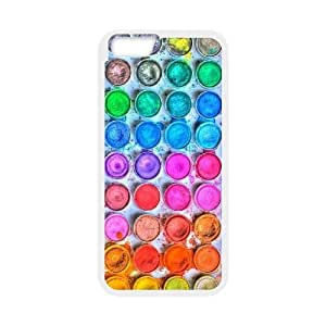 """ZLGU(RM) Iphone6 4.7"""" Case with Watercolor paint Brand New Case, Custom Cover Case"""