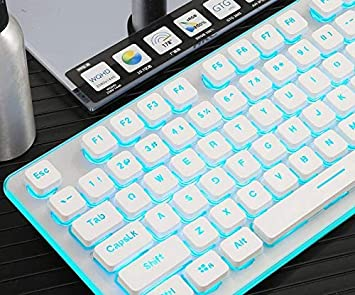Juego de silenciador de teclado, ultrafino, universal, con cable ...