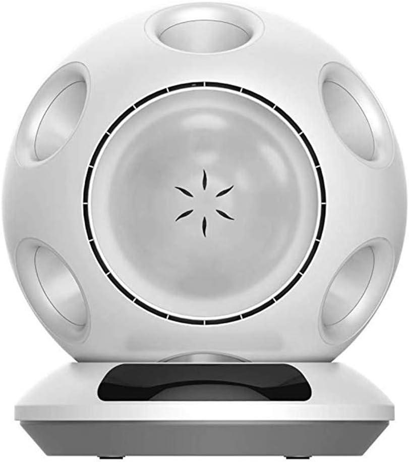 SanQing Ventilador de Torre, Ventilador de purificador de Aire de Torre de casa con Control Remoto,White: Amazon.es: Hogar