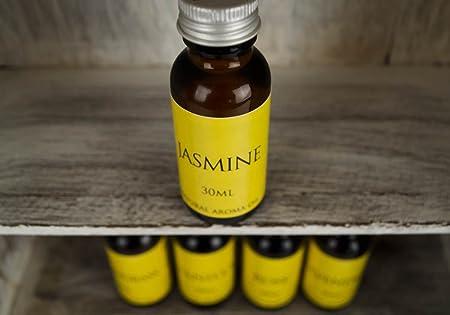 Profumo Aceite de aroma Jazmín Botella de 30cc Fuerte Aroma (9cm x 3cm): Amazon.es: Salud y cuidado personal