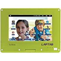 Lexibook MFC140EN Kids Laptab 7 inch - Swivel Screen - 10,000 Apps - Multimedia - Skill Learning - Touch Screen by Lexibook S.A