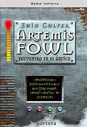 artemis fowl libros